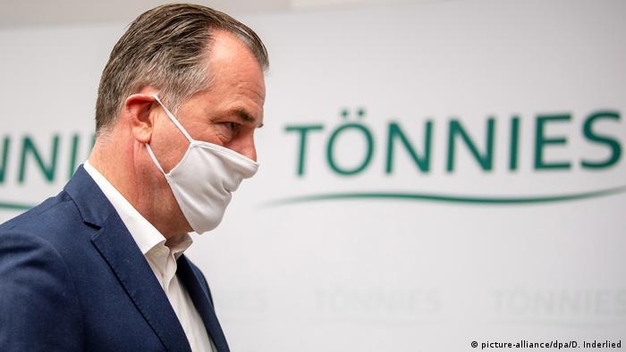 Clemens Tönnies, patronul concernului care-i poartă numele