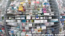 Deutschland Hamburg |Apotheke und Medikamente