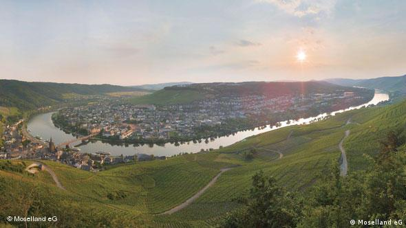 Mosel Landschaft (Foto: Marketing Moselland eG)
