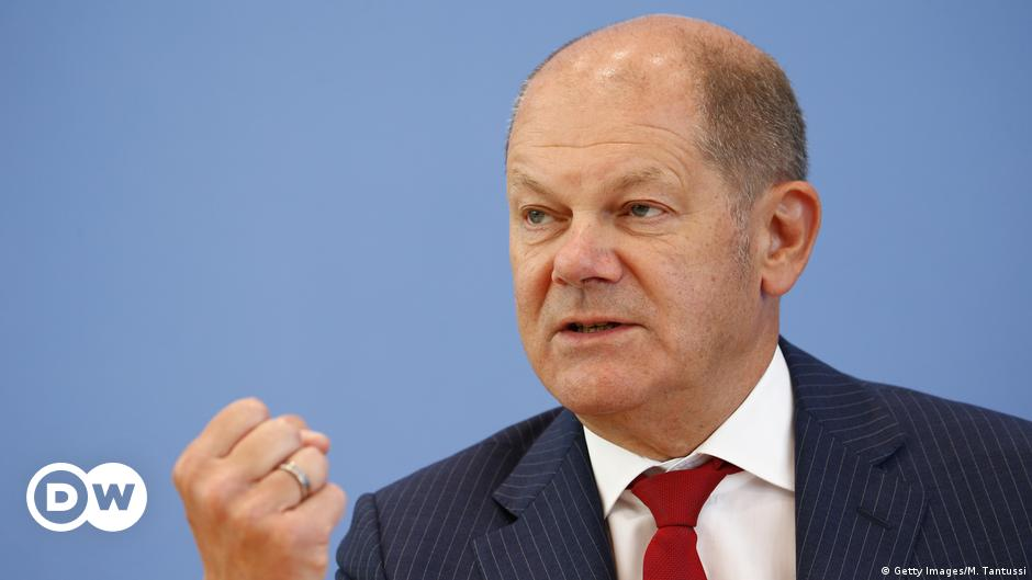SPD candidate for German chancellor: Olaf Scholz — pragmatism over personality