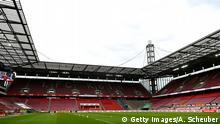 Köln | Rhein-Energie-Stadion Bundesliga 1. Fc Köln vs 1.FC Union Berlin