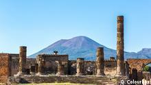Italien | Pompeji und Vesuv