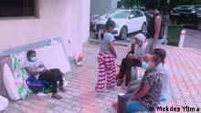 Libanon Beirut |entlassene Haushaltshilfen aus Äthiopien