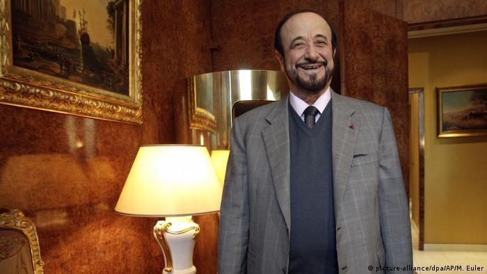Rifaat al-Assad, der Onkel des syrischen Machthabers (Foto: picture-alliance/dpa/AP/M. Euler)