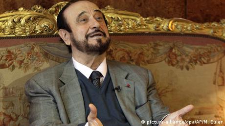 Assads Onkel   Rifaat al-Assad (picture-alliance/dpa/AP/M. Euler)