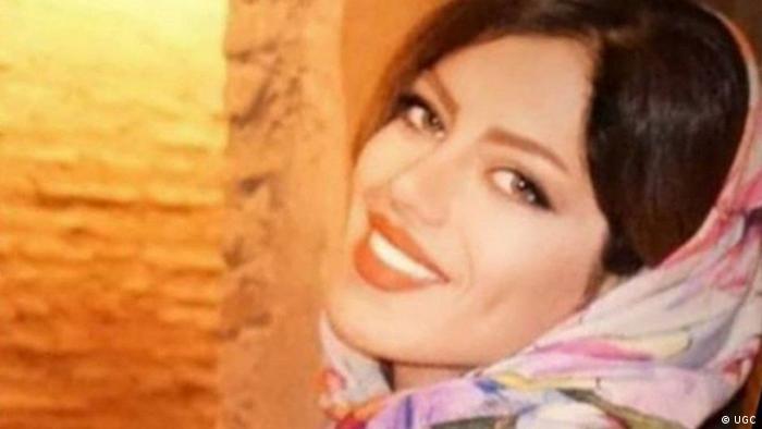 Reyhaneh Ameri (UGC)