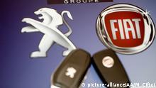 Symbolbild I Fiat PSA