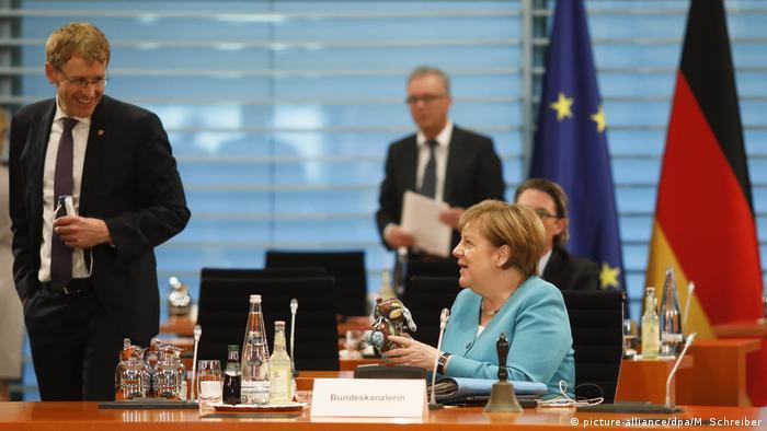 Merkels meets premiers in Berlin