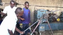 Gombe Recycling Machine