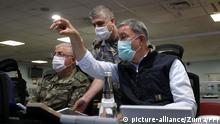 Türkei Ankara | Militär Kommandozentrale | Operation Claw-Eagle