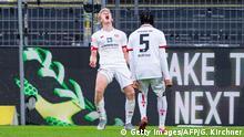 Fußball Bundesliga 32. Spieltag |Borussia Dortmund vs. 1. FSV Mainz 05 | TOR Mainz