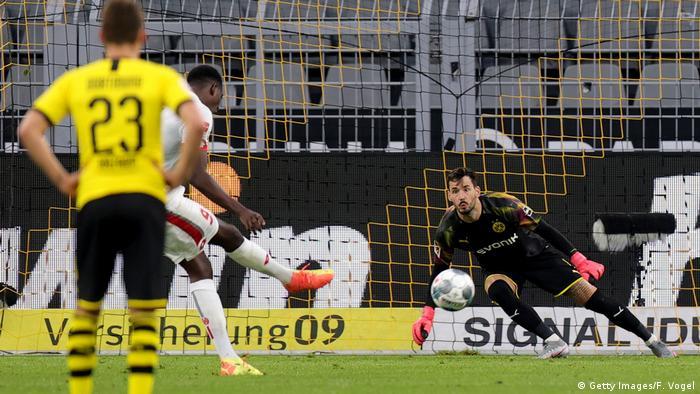 Bundesliga Mainz Masterclass In Dortmund Puts Them On The Cusp Of Safety Sports German Football And Major International Sports News Dw 17 06 2020