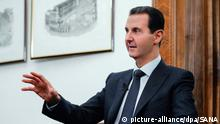 Syrien Baschar al-Assad