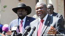 Südsudan Verhandlungen zwischen Regierung und Opposition