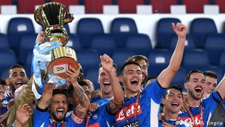 Copa Italia Juventus Turin - SSC Neapel (Reuters/A. Lingria)
