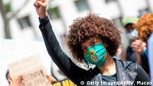 USA Los Angeles | Proteste gegen Polizeigewalt
