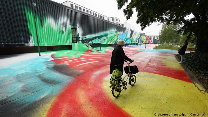 Выставка в Берлине, Катарина Гроссе