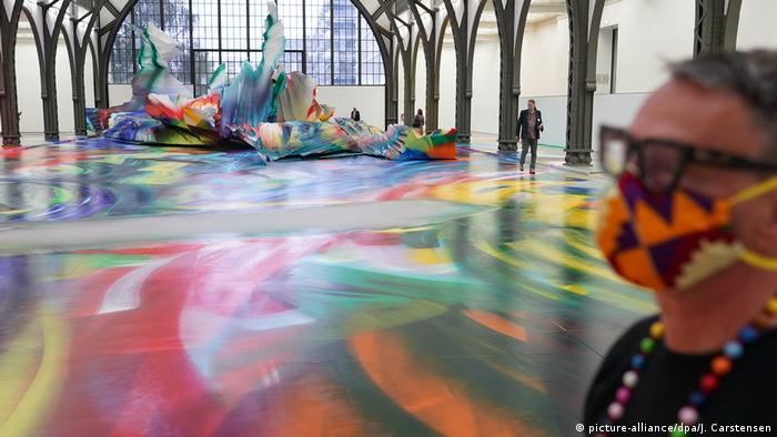 Berlin   Ausstellung Katharina Grosse. It Wasn't Us