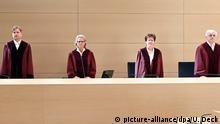 Deutschland   Karlsruhe   BGH   Urteil Berliner Raser-Prozess
