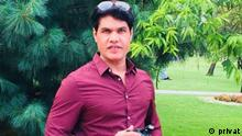 DW Urdu Mitarbeiter Zain Salahudin