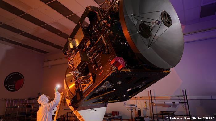 Emirates Mars Mission - Al-Amal Probe