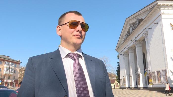 Колишній міністр культури ДНР Юрій Лекстутес