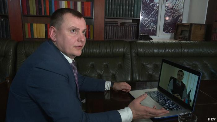 Юрій Лекстутес мав що розповісти українським спецслужбам