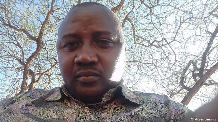 DW Eco Africa - Moses Lenaipa, manager of Reteti Elephant Sanctuary in Kenya