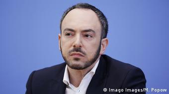 Alman parlamenter Sergey Lagodinsky