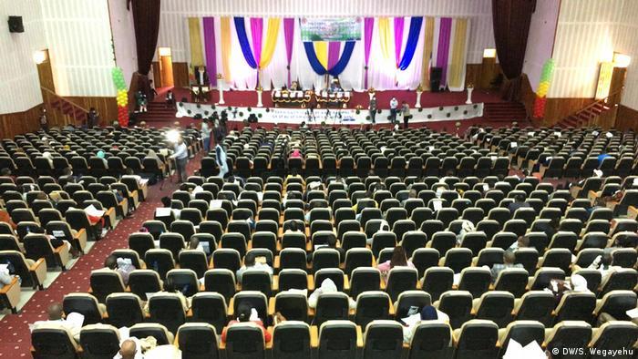 Äthiopien SNNPR Konferenz zur Sidama-Zone