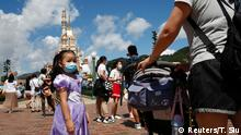Hongkong Disneyland | Coronavirus | Wiedereröffnung