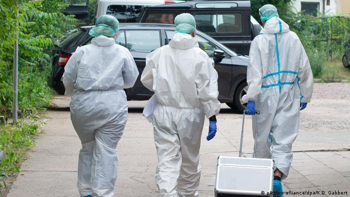 У світі зафіксований рекордний денний приріст хворих на коронавірус