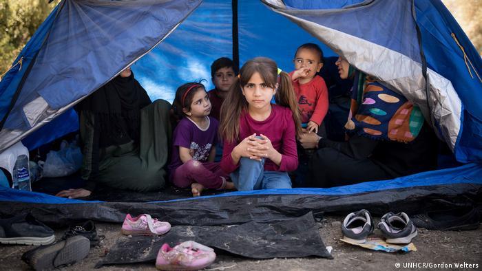 Pressefoto UNHCR | Syrien, Idlib (UNHCR/Gordon Welters)