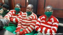Simbabwe Entführung von Frauen