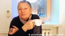Die russische Schriftstellerin Ljudmila Ulizkaja