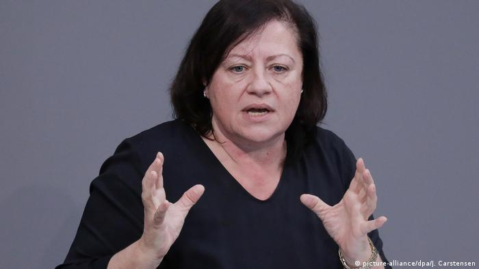 Deutschland | Bärbel Kofler, Menschenrechtsbeauftragte der Bundesregierung