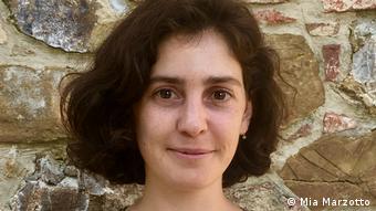 Portrait Mia Marzotto