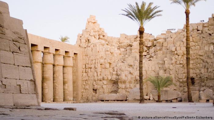 Karnak, Luxor (picture-alliance/VisualEyze/Felbert+Eickenberg)