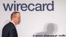 Deutschland | Talfahrt von Zahlungsabwickler Wirecard