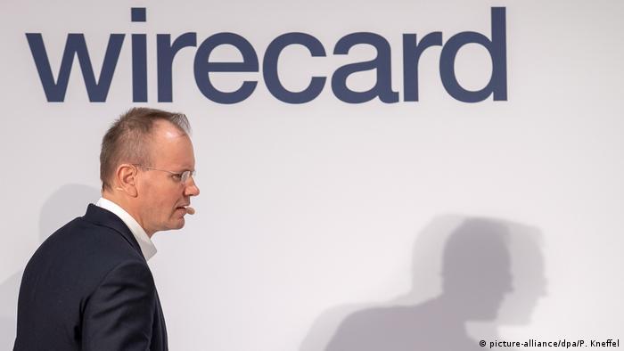 Markus Braun, exjefe de Wirecard.