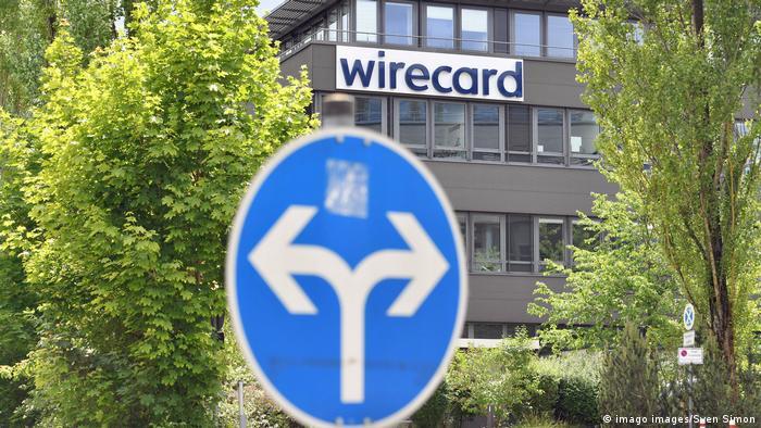 Deutschland | Talfahrt von Zahlungsabwickler Wirecard (imago images/Sven Simon)
