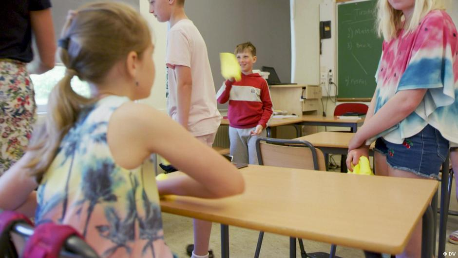 Reopening schools in Norway | Focus on Europe - Spotlight on People | DW |  25.06.2020