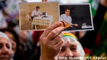 Türkei   Kurden   Demonstration für Selahattin Demirtas