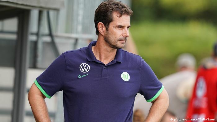 Wolfsburg sporting director Ralf Kellermann