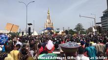 Mali Proteste gegen die Regierung in Bamako