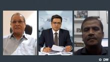 Khaled Muhiuddin Khaled Muhiuddin Asks talkshow DW Bangladesh