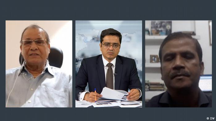 DW Khaled Muhiuddin Asks Talkshow |Khaled Muhiuddin