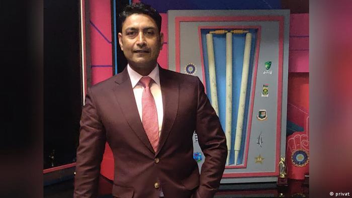 Indien Deep das Gupta, Commentator India Cricket