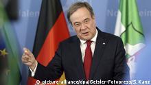 Deutschland Rheda-Wiedenbrück | Tönnies | Armin Laschet, Ministerpräsident NRW