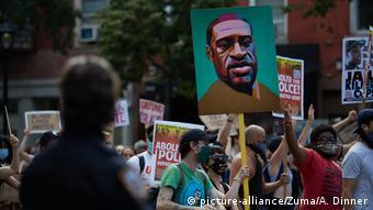 Από τις μεγάλες διαδηλώσεις του κινήματος Black Lives Matter φέτος το καλοκαίρι στις ΗΠΑ
